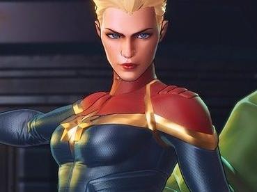 Marvel Ultimate Alliance 3 – The Black Order : Une bande annonce pour… Captain Marvel !