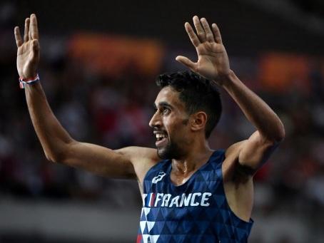 Mondiaux d'athlétisme: Amdouni forfait, le 4x100 m féminin repêché