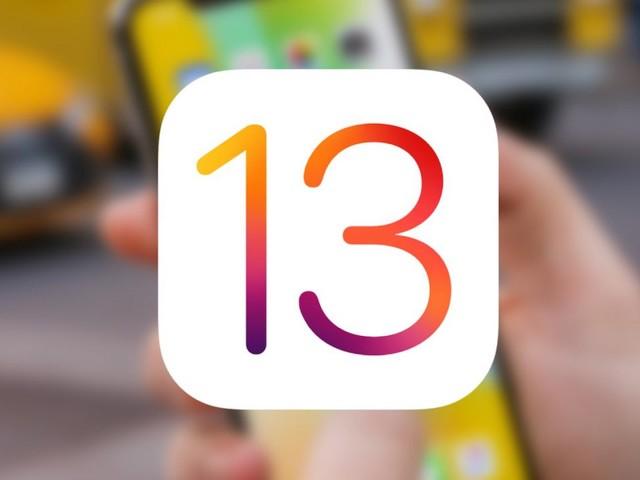 iOS 13 bêta 3 est disponible