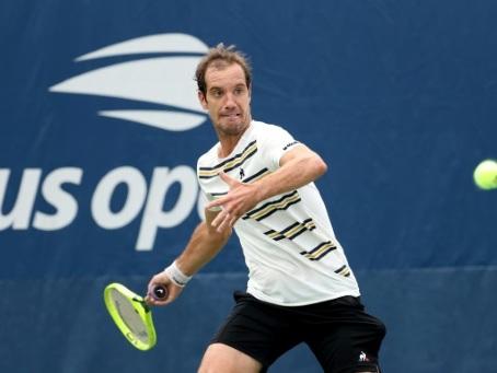 US Open: bye bye Gasquet