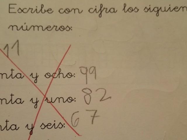 Ce papa partage les réponses de son fils à un exercice de maths qui défient la logique de son prof