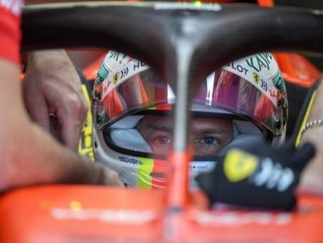 """F1: pole position """"surprise"""" pour Vettel, devant Leclerc, au GP du Japon"""