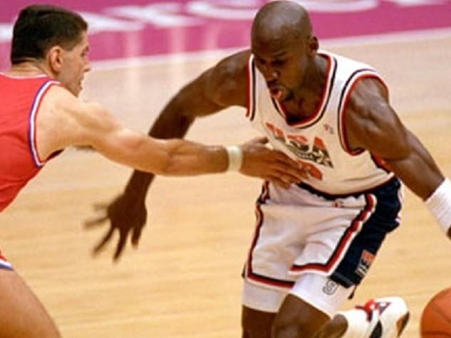 Le match rétro de la semaine : La Dream Team face à la Croatie, finale des JO de 1992