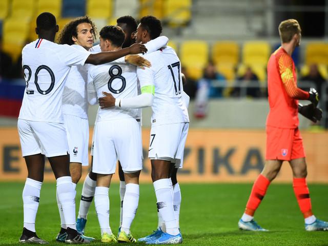 Qualifs Euro Espoirs: les Bleuets vainqueurs en Slovaquie au terme d'un match fou