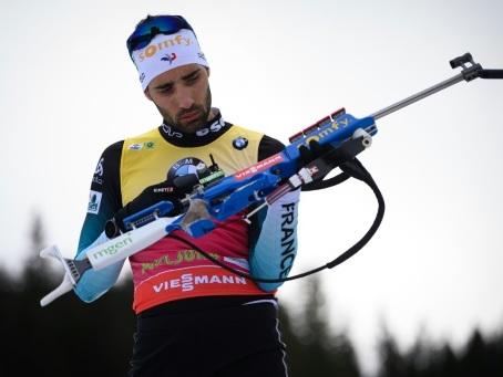 """Mondiaux de biathlon: Fourcade veut """"conserver la dynamique"""" de janvier"""