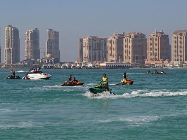 Virus: réouverture des plages au Qatar