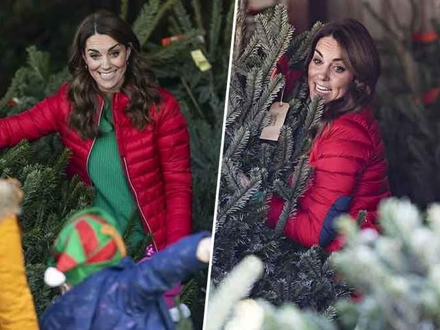 Kate Middleton est prête pour Noël : et elle n'est pas la seule...