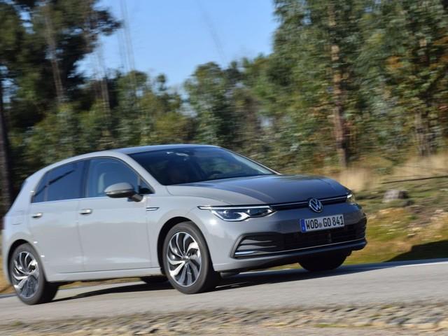 Volkswagen Golf 8 e TSi: Une formidable Golf 7 à l'écran détestable