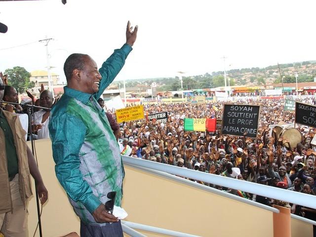 Guinée : La succession d'Alpha Condé au cœur d'une assise du mandingue