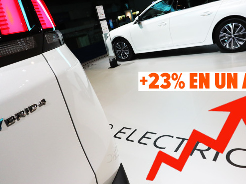 """La voiture HYBRIDE continue sa forte croissance en Belgique: """"Ça nous a vraiment étonnés, mais elle représente un quart de nos ventes en 2020"""""""
