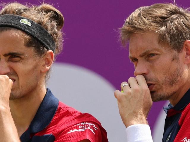JO 2021 - Tennis : déception pour la paire Herbert-Mahut, battue d'entrée du tournoi de double