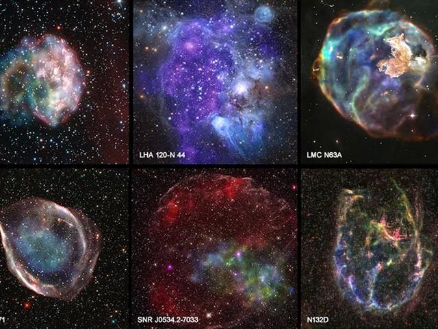 DIAPO. Une artiste astronome magnifie les images du Grand nuage de Magella
