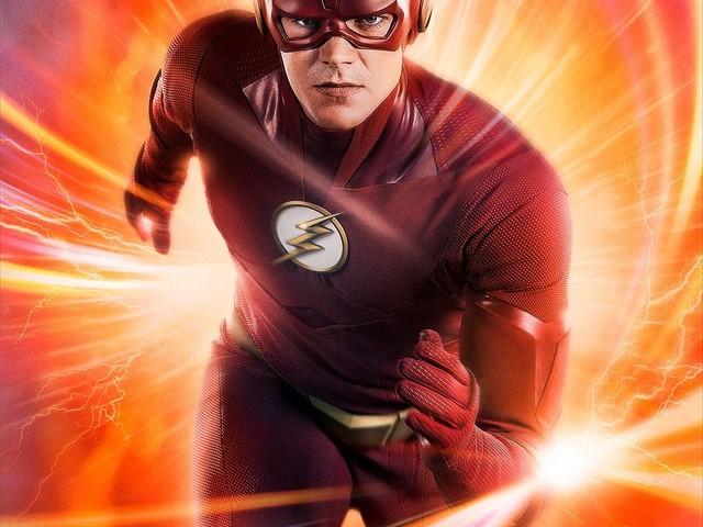 The Flash : Le poster de la saison 5 !