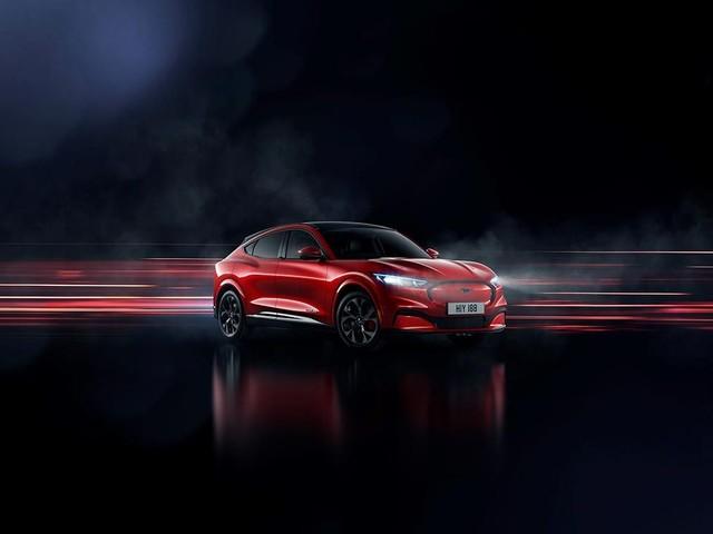 Mustang Mach-e : Ford transforme son joyau en SUV 100% électrique