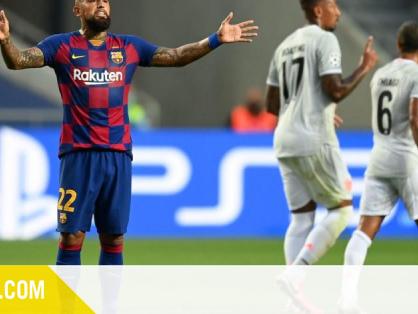 Le Bayern dévore le Barça