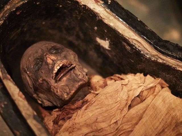 Voici à quoi ressemble la voix d'une momie de 3000 ans !