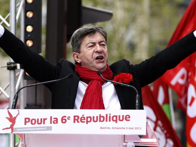 """Jean Luc Mélenchon écrit une lettre à """"Si Béji"""" l'appelant à garantir la sécurité de Hamma Hammami"""
