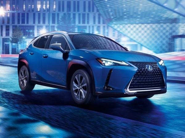 La première Lexus électrique, c'est le SUV UX 300e