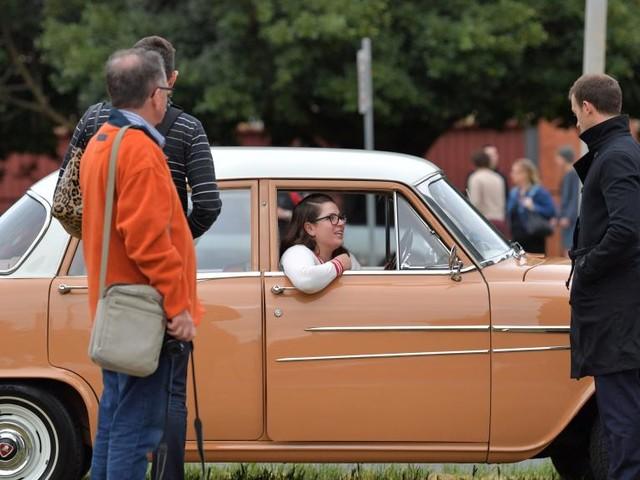 L'Australie produit sa dernière Holden, voiture mythique