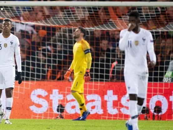 Foot - C1 - Hugo Lloris reconnaît qu'Ousmane Dembélé a fait « des erreurs »