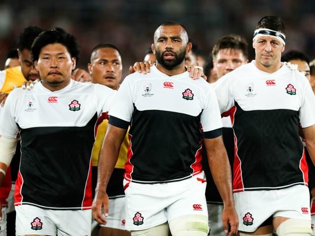 """Japon-Leitch : """"Pour tous ceux qui ont souffert du typhon"""""""