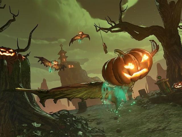 Borderlands 3 frissonnera pour Halloween avec la Moisson sanglante