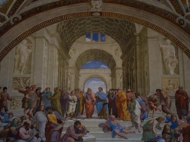 """""""Une société ne produira jamais rien de bon sans morale"""" : retrouver les sagesses antiques pour mieux comprendre notre monde"""