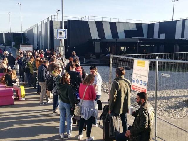 Aéroport de Bordeaux-Mérignac : la grève continue ce week-end