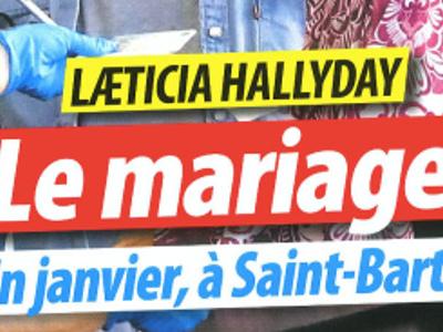 Laeticia Hallyday, mariage à St Barth, grosse agitation en coulisses avec Pascal