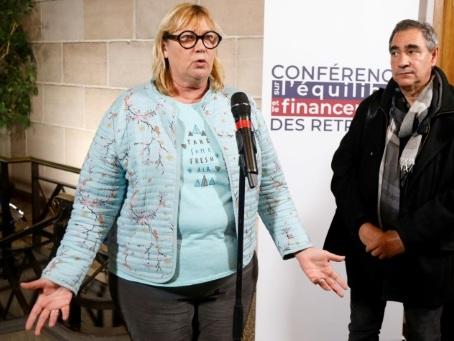 Retraites: la CGT claque la porte de la conférence de financement
