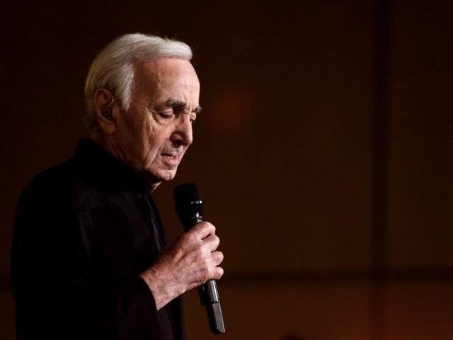 Le chanteur Charles Aznavour est mort à l'âge de 94 ans