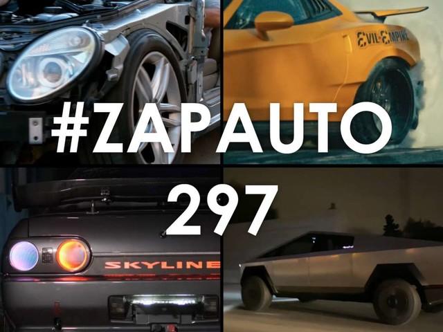Insolite : le Zapping Auto Plus #297 est en ligne ! [VIDEO]
