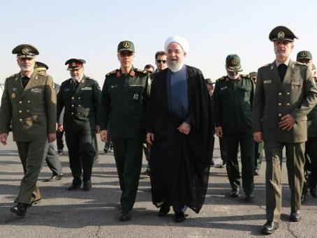 """Golfe: contre les """"forces étrangères"""", l'Iran plaide pour un projet régional de sécurité"""