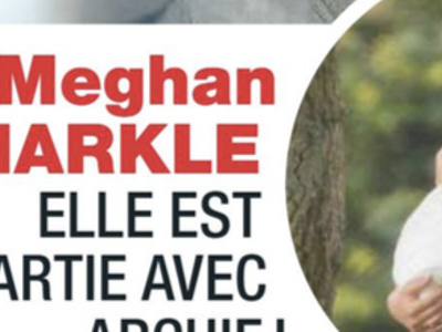Prince Harry, choc, Meghan Markle, elle est partie avec Archie (photo)