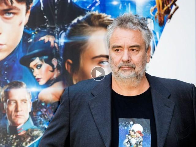 """Photos- Luc Besson métamorphosé : """"J'ai perdu pas mal de poids"""""""