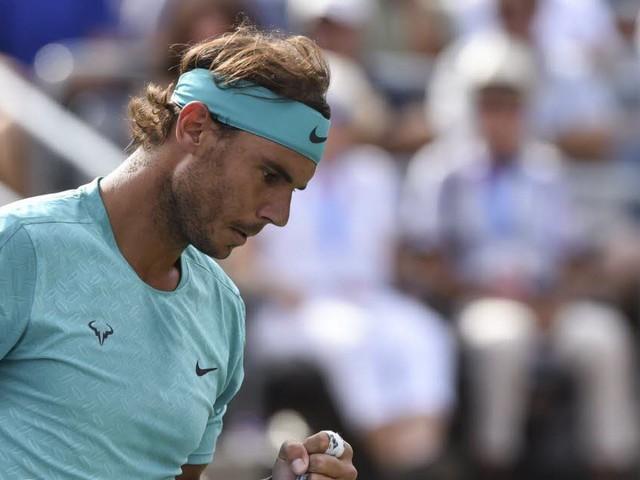 ATP : Nadal redevient numéro 1, Monfils dans le Top 10