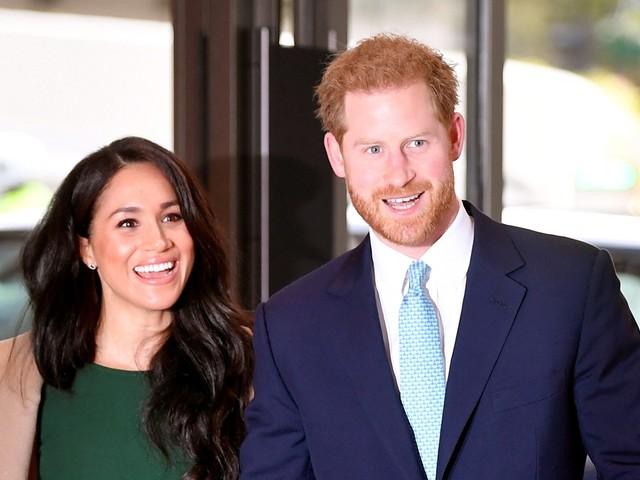 Meghan Markle et le prince Harry dévoilent un nouveau cliché d'Archie à son baptême