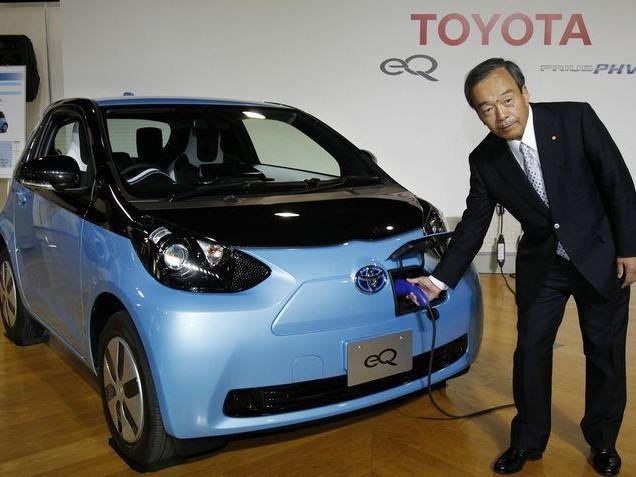 Quotas électriques : en Chine, Toyota échappe aux sanctions en s'alliant à Singulato