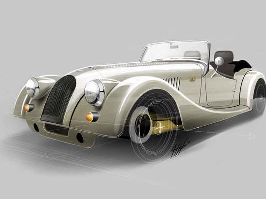 Morgan Plus 4 70th Anniversary Edition : la dernière avec un châssis acier