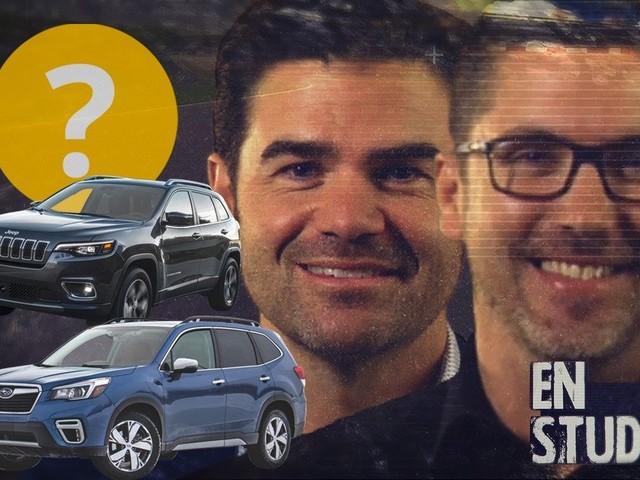 En studio: quoi choisir entre un Subaru Forester et un Jeep Cherokee 2019?