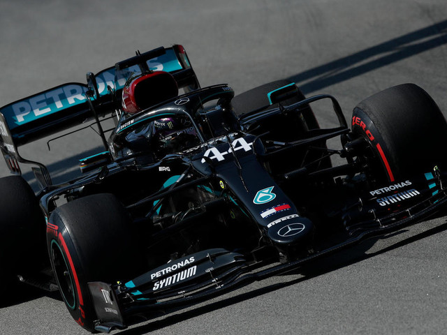 GP de F1 d'Espagne: Mercedes reprend les commandes en essais libres