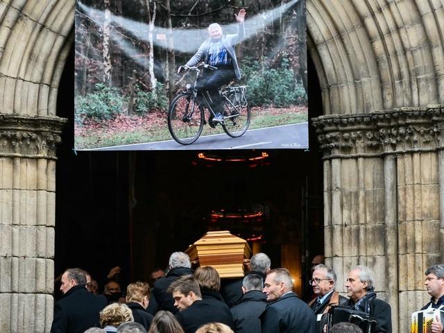 L'adieu émouvant à Poulidor