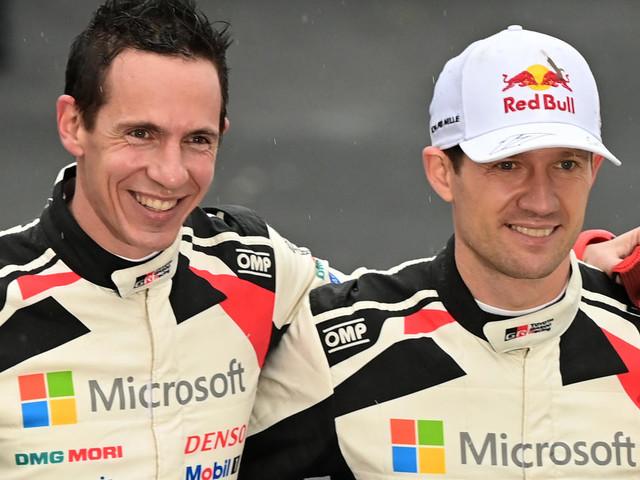 Au Rallye Monte-Carlo remanié, Ogier veut briller une dernière fois