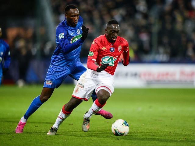 Coupe de France / 16e de finale : l'AS Monaco ne tombe pas dans le piège St-Pryvé
