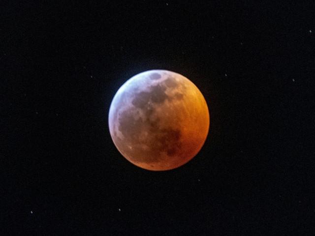 VIDEO - Une météorite a frappé la Lune lors de l'éclipse totale