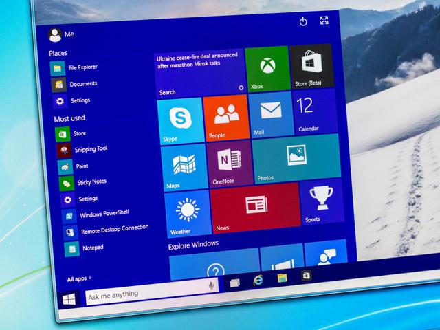 Augmenter la taille du texte sous Windows 10