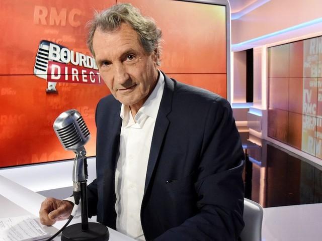 """Jean-Jacques Bourdin : """"Je déciderai quand j'arrêterai et personne d'autre, pas même mon boss !"""""""