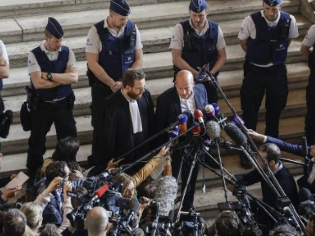 Fusillade à Bruxelles en 2016: Abdeslam condamné à 20 ans de prison