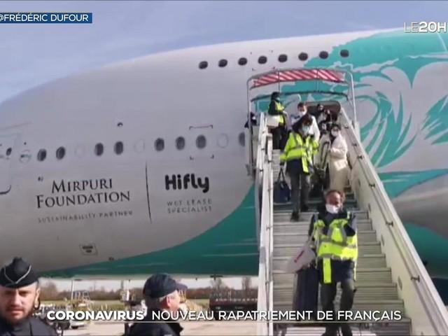 Coronavirus : nouveau rapatriement des Français de Wuhan