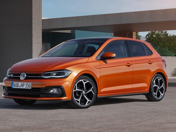 """VW Polo (2019) : série limitée """"R-Line Exclusive"""""""